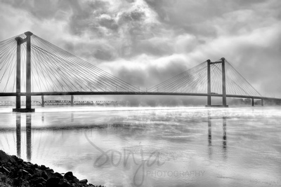 Cable Bridge HDR