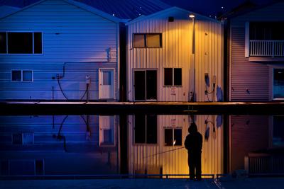 Night Fisherman