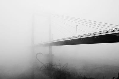 Disappearing Bridge