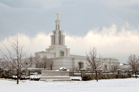 Columbia River Temple - Winter