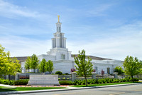 Columbia River Temple - Spring